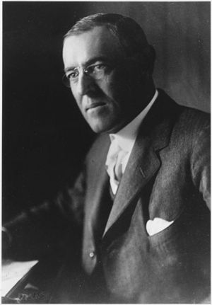 woodrow wilson and his 14 points
