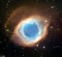 "The ""Eye of Sauron"" Nebulae"